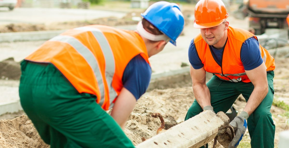 Facts : Back injuries while working in the construction industry