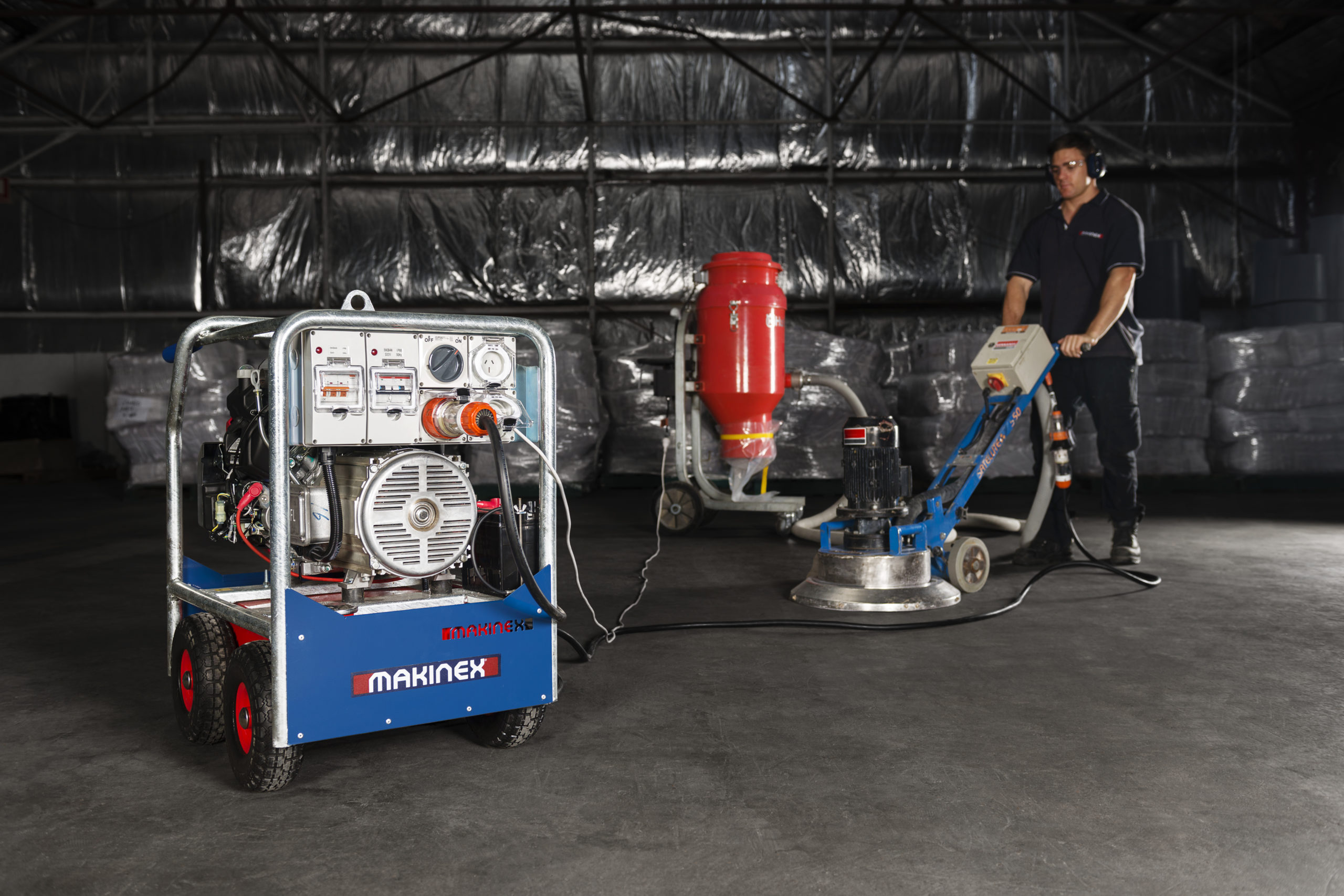 The value proposition of compact, portable generators